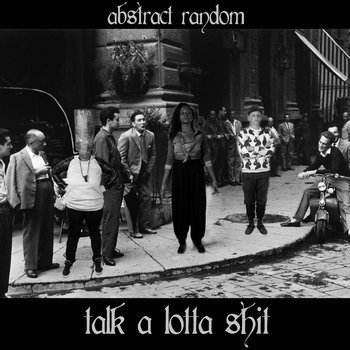 talk a lotta shit cover art