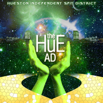 The Hue A.D. (EP) cover art