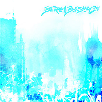 Blue Sand City cover art