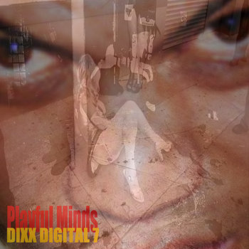"Jeff Dixx x Square Digtal 7"" cover art"