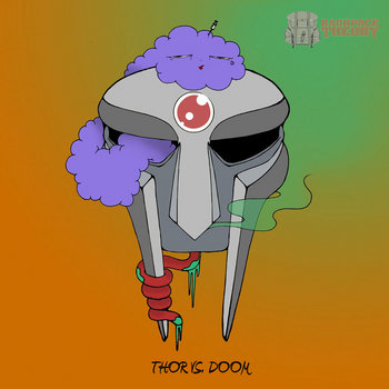 THOR VS. DOOM cover art
