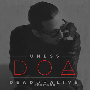 D.O.A - Dead Or Alive cover art