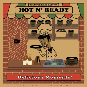 Hot N&#39; Ready cover art