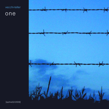 One [EP] cover art