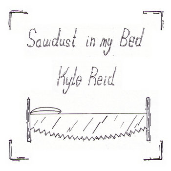 Sawdust in my Bed cover art