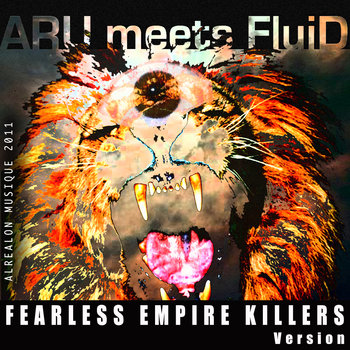 Fearless Empire Killers, Version (ALRN021V) cover art