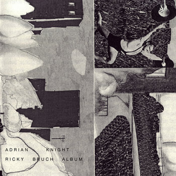 Ricky Bruch Album cover art