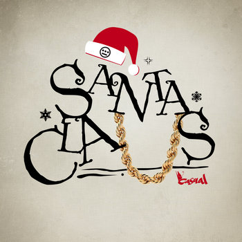 Santa Claus-Ep single cover art