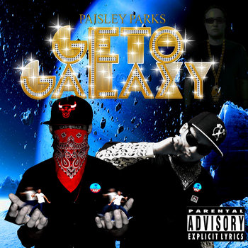 GETO GALAXY cover art