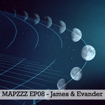 Mapzzz EP08 - James & Evander cover art