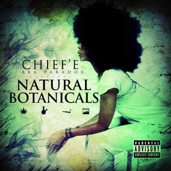 Natural Botanicals cover art