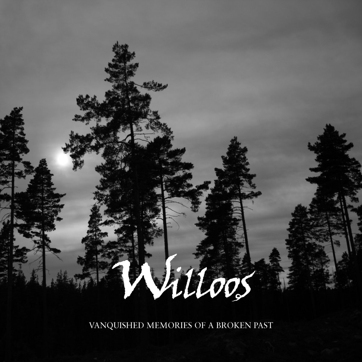 Willoos - Vanquished Memories of a Broken Past (2011)