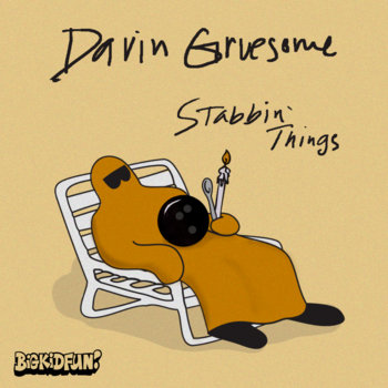 Stabbin' Things cover art