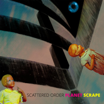 Planet Scrape cover art