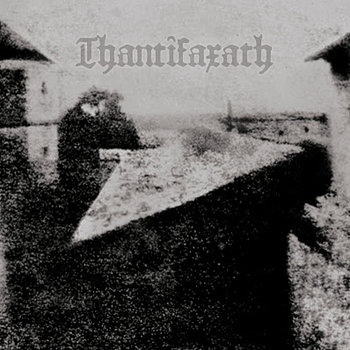 "Thantifaxath s/t 12"" cover art"