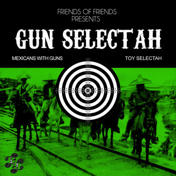Gun Selectah EP cover art
