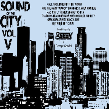 Sound of the City V cover art