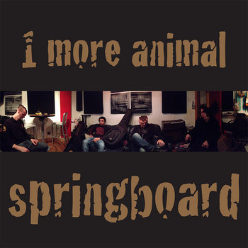 Springboard EP cover art