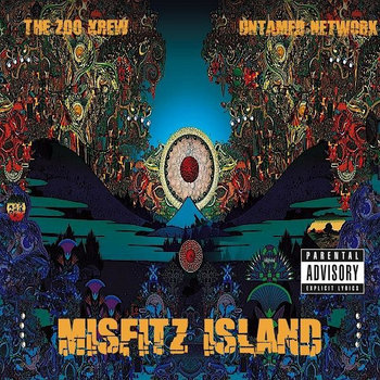 MISFITZ ISLAND cover art