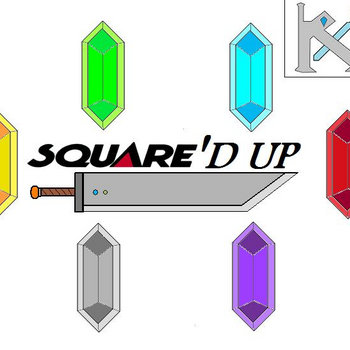 Square'd Up cover art
