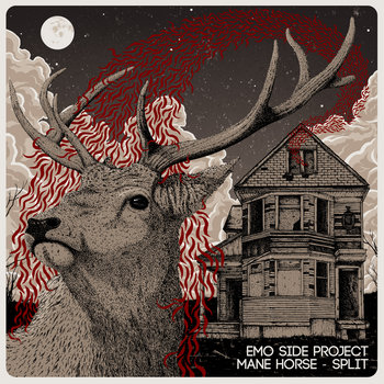 Emo Side Project / Mane Horse Split cover art