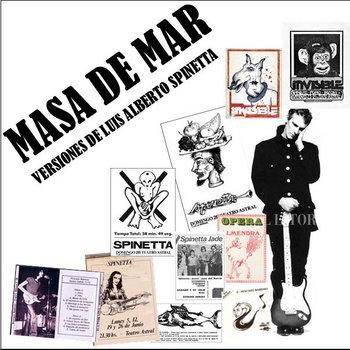 Versiones ineditas L.A. Spinetta cover art
