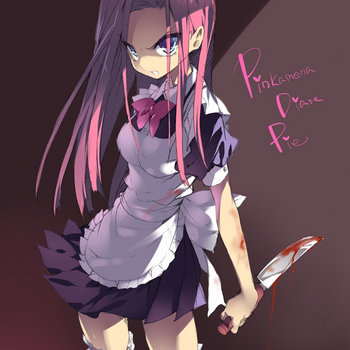 Pinkamena, the Killer cover art
