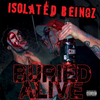 Buried Alive (Audio + Video Single) cover art