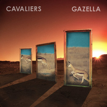 Gazella cover art