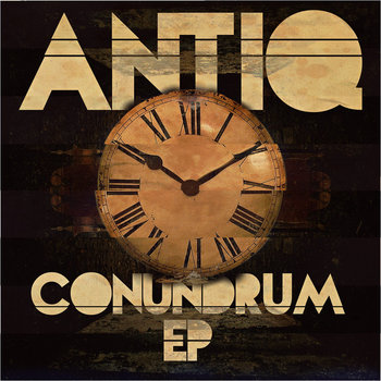 Conundrum EP cover art