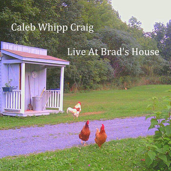 Live At Brad's House cover art
