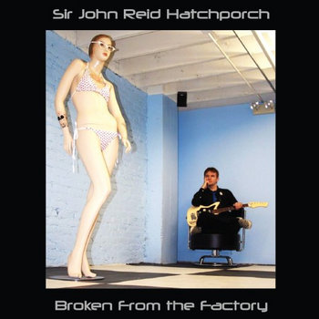Broken From the Factory EP cover art
