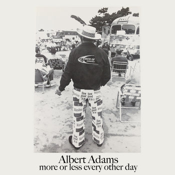 more or less every other day cover art