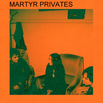 "Martyr Privates 7"" cover art"