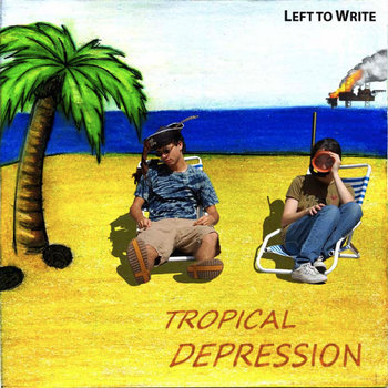 Tropical Depression cover art