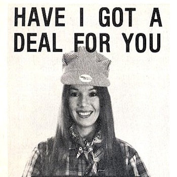 HAVE I GOT A DEAL FOR YOU cover art