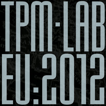 TPM-LAB EU: 2012 TOUR COMP cover art