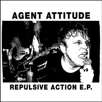 Repulsive Action cover art