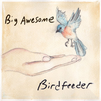 Birdfeeder cover art