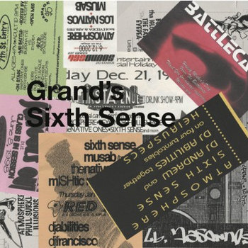 Grand's Sixth Sense cover art