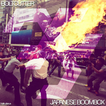 Japanese Boombox (Single) cover art