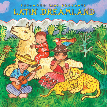 Latin Dreamland cover art