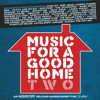 Music For A Good Home 2 cover art