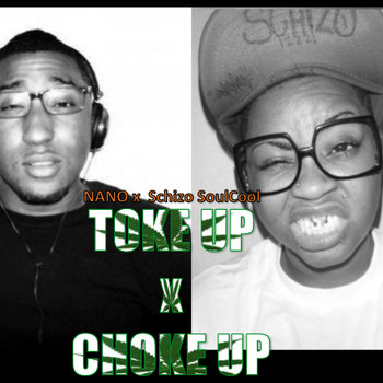 TOKE UP x CHOKE UP cover art
