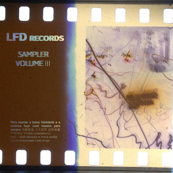 LFD Sampler Vol. III cover art