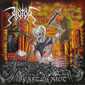 Beast of Riot cover art