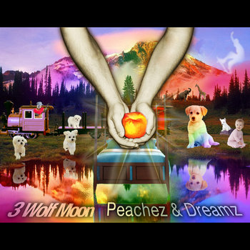 Peachez and Dreamz cover art