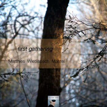 First Gathering cover art