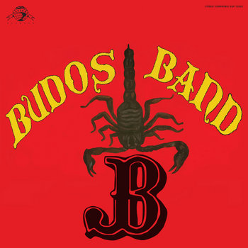 The Budos (Blake Style) cover art