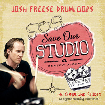 Josh Freese Drumloops cover art